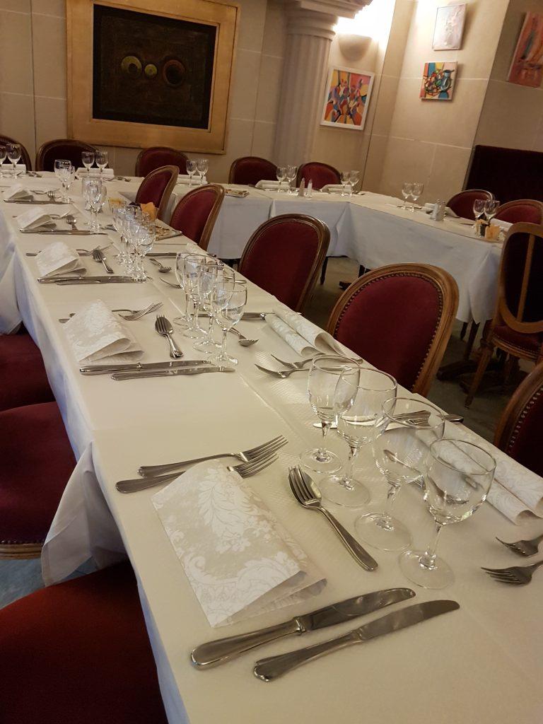 Restaurant mariage Montmartre - Restaurant banquet Montmartre et banquet d'ordre