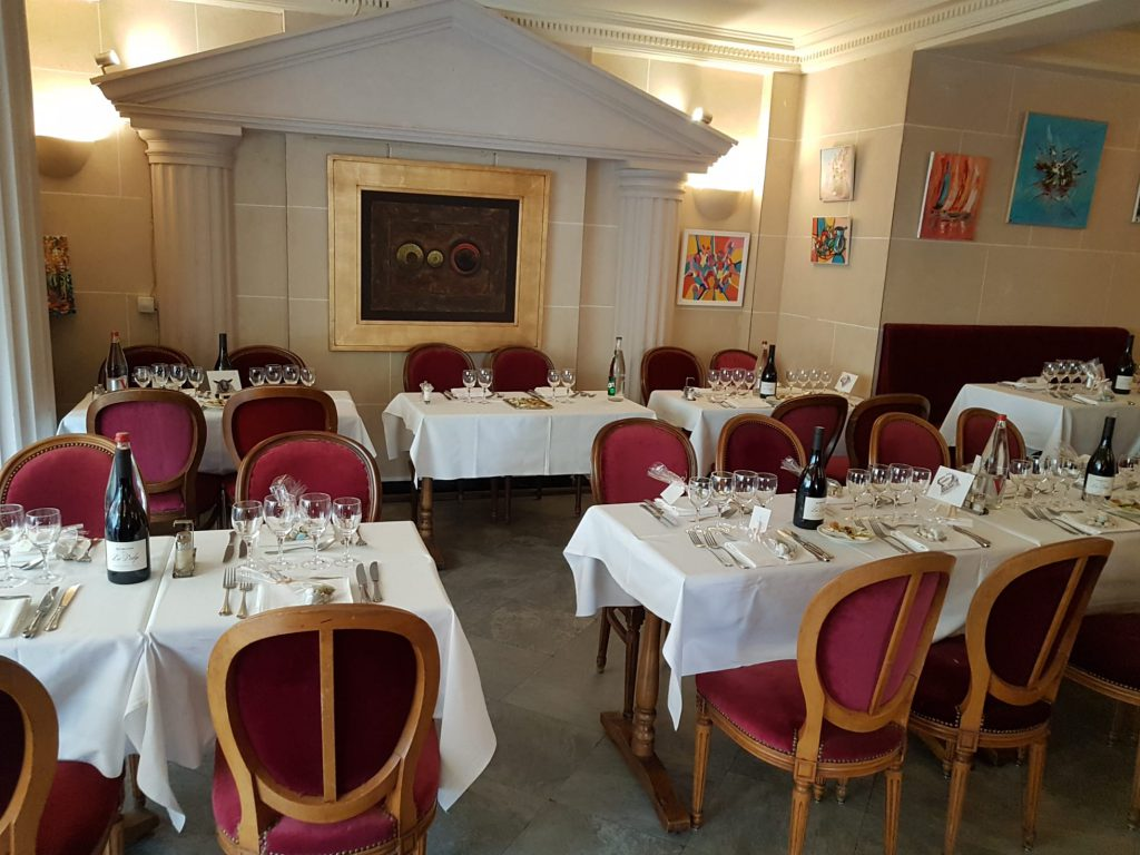 Salle privative 50 personnes - Restaurant Butte Montmartre