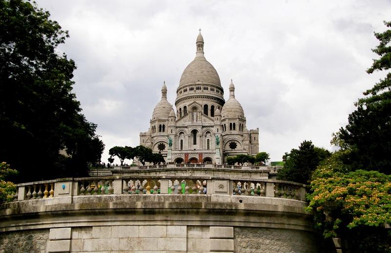 Restaurant Montmartre Sacré-Cœur