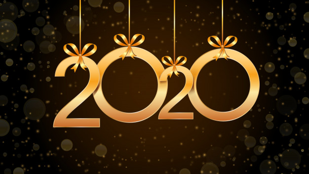 New Year 2020 in Paris