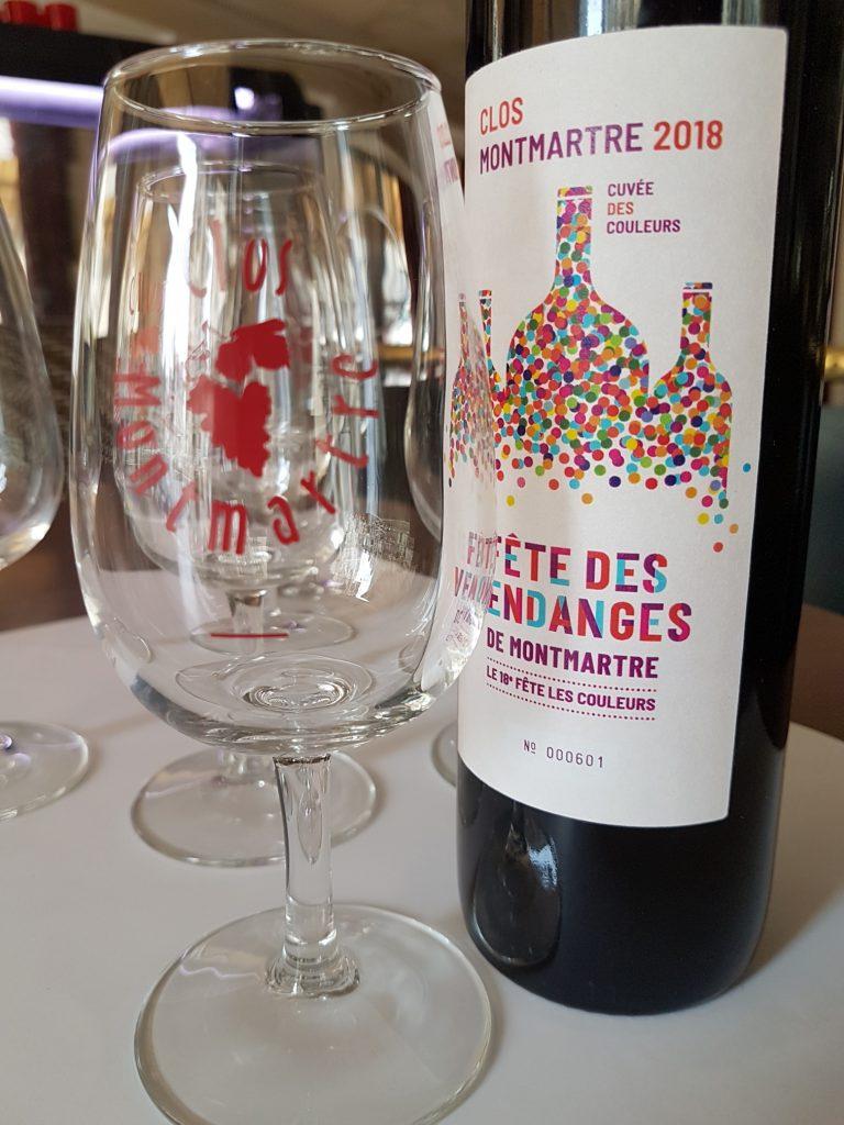 Vin de Montmartre restaurant terrasse Les Ambassades