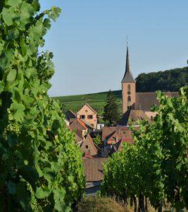 Village de Blienschwiller en Alsace