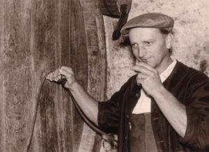 André Kientz vigneron en Alsace
