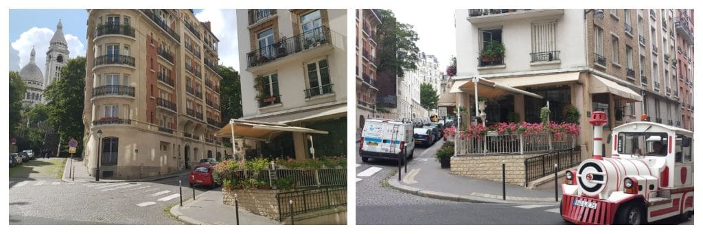 Restaurant Montmartre Les Ambassades